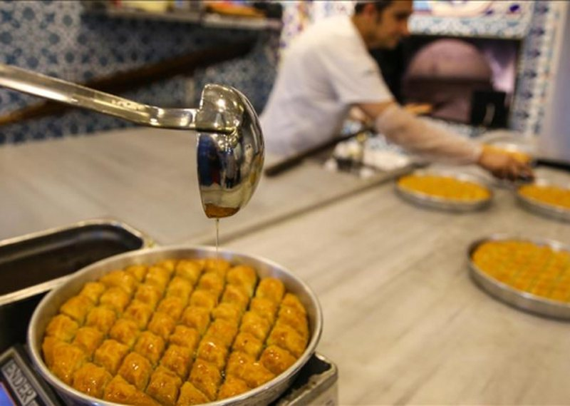 This is the proper preparation of the baklava service, the secrets and tricks