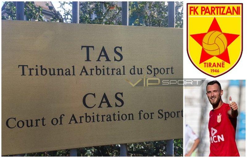 Lajm i madh për Partizanin, Arbitrazhi i lejon të bëjnë