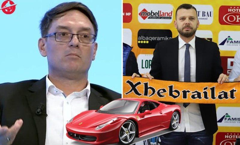 """Shkëmbi calls his Balkans """"Ferrari"""", former coach Munishi: Be"""