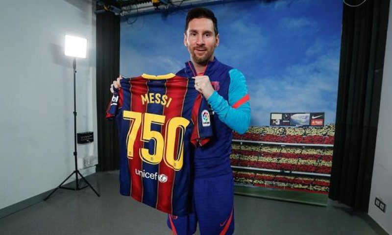 Messi: I am happy that I won 750 matches with Barça, I expect more
