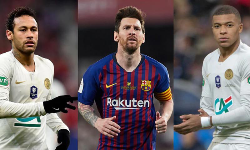 Pochettino dreams of creating Messi-Neymar-Mbape attacking trio at PSG