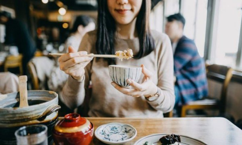 Easily applied, learn about Japanese technique that helps you lose weight no