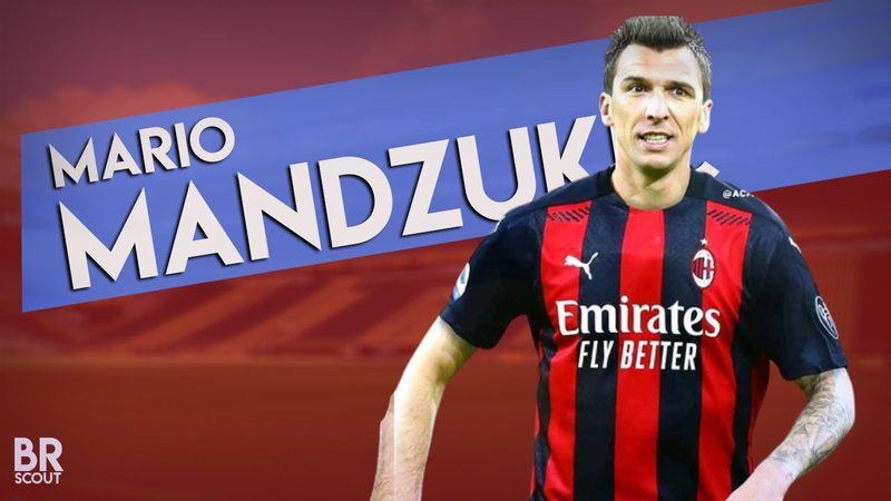 Milan does not give up on veterans, formalizes Mandzukic's approach