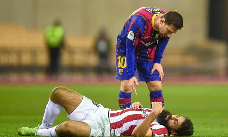 Suspended two matches for blows to the opponent, Barcelona takes on defense Leo