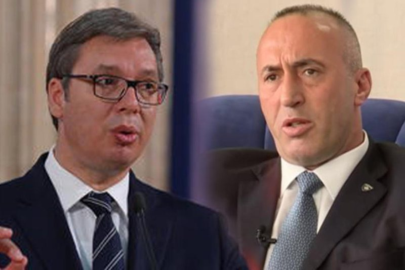 Vuçiç clashes with Haradinaj, AAK leader talks about