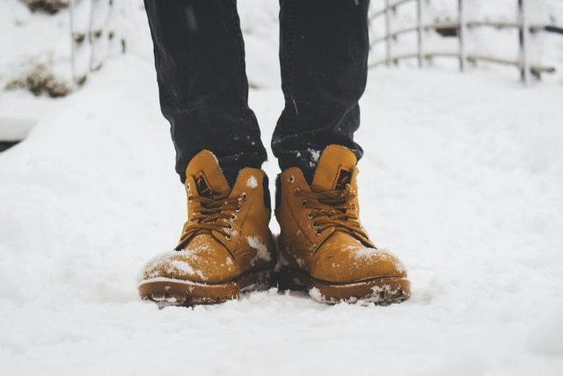 Do your feet stay ice cold even after you put on your shoes? Here's a