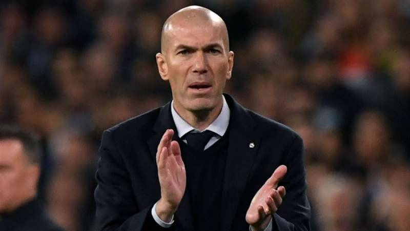 Zidane speaks: Eliminating Real in the cup is painful, but not embarrassing