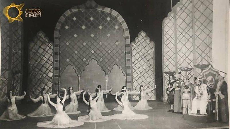 """TOB: Baleti """"Halili dhe Hajria"""", një vend të"""