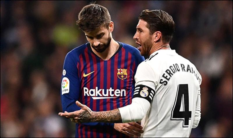 Pike: Arbitrat janë palë me Realin e Madridit, Ramosin e kam shok,