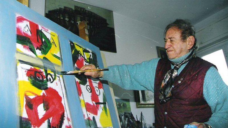 Ibrahim Kodra, piktori shqiptar që la pas rreth 6 mijë vepra