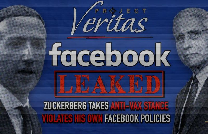Lufta me koronavirusin / Një person brenda stafit të Facebook