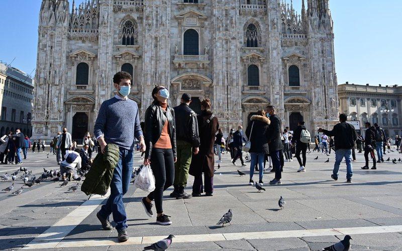 Bilanci i COVID 24 orët e fundit, vjen lajmi i mirë nga Italia