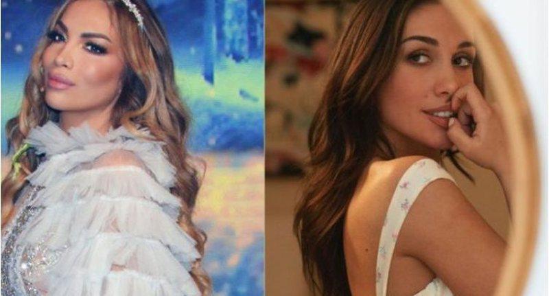Plas keq mes dy këngëtareve të njohura shqiptare/
