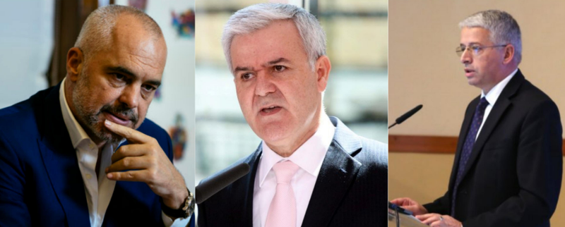 Zgjedhjet e 25 prillit/ Ish-ministrat Xhafaj, Bushati dhe Lleshaj pjesë e
