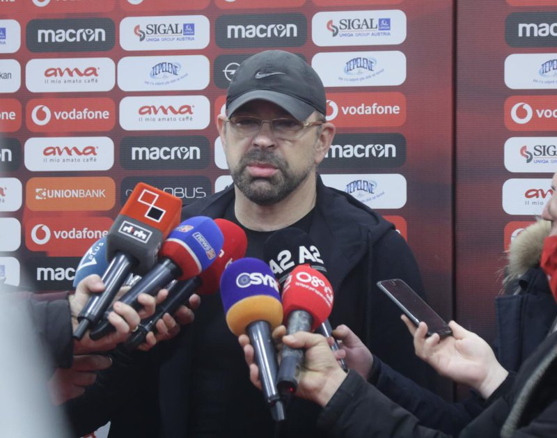 Cup draw is made, Olsi Rama: It is no secret, Partizan wants both trophies