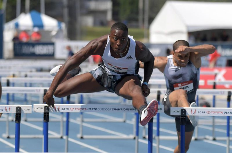 Sensation in world athletics, American Holloway breaks the record of 60 meters