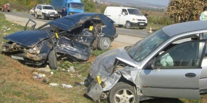 Triple accident on the Vlora-Levan highway, there are injured, the police leave