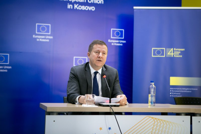 The EU makes it clear to Albin Kurti: The path to integration passes only