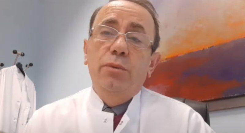 """""""Kemi rritje të pacientëve në spital dhe në terapi"""