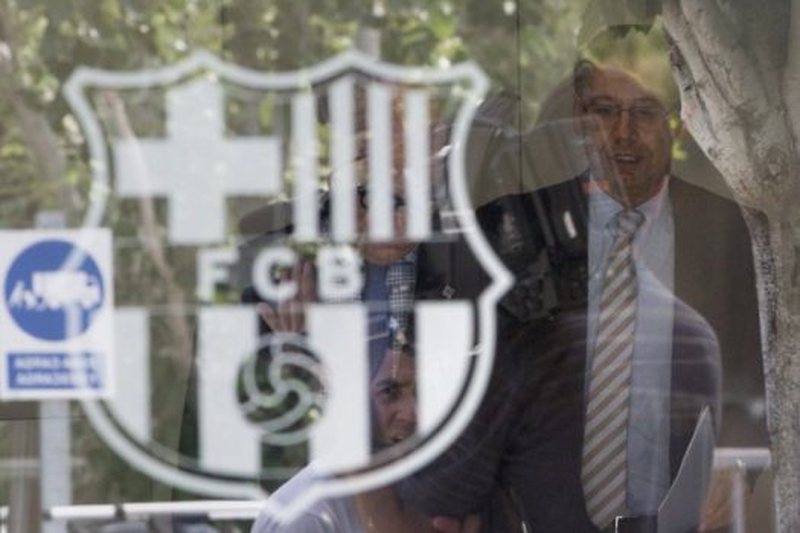 Sensational! 'Shocked' Barcelona, ??arrested former president