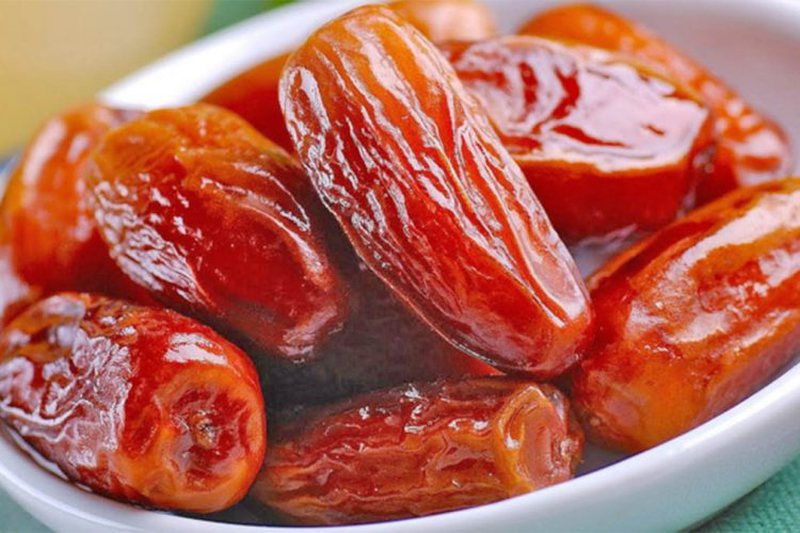 Consume two grains of Arabian dates every day for a week and you will be left