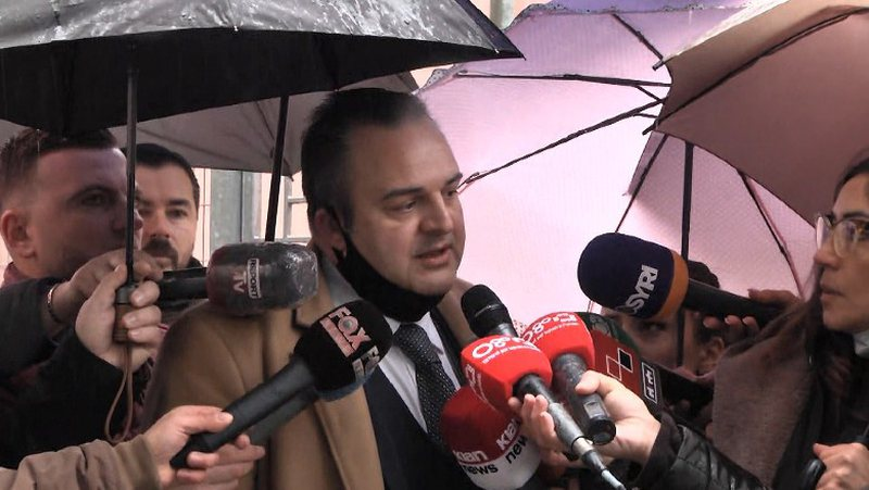 Doctor Edvin Prifti is released