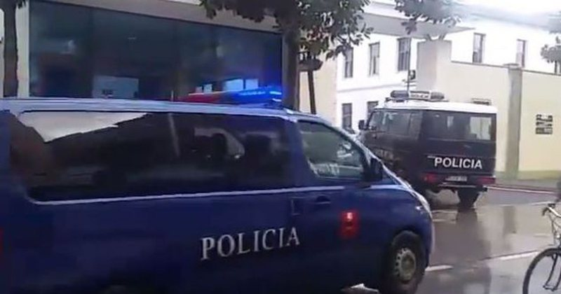 Big quarrel in Elbasan, there are injured