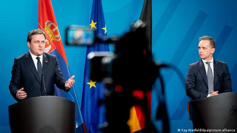 Albin Kurti spoke about the unification of Kosovo with Albania, the German