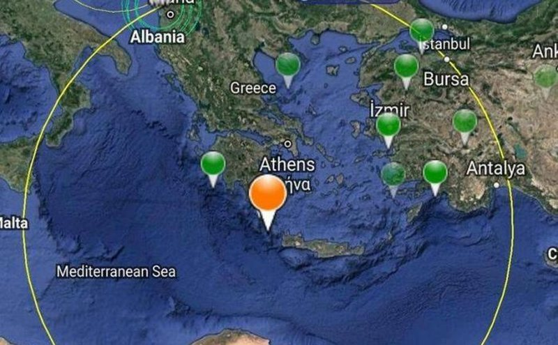 What is behind the 'twin' earthquakes in Greece? Greek seismologists