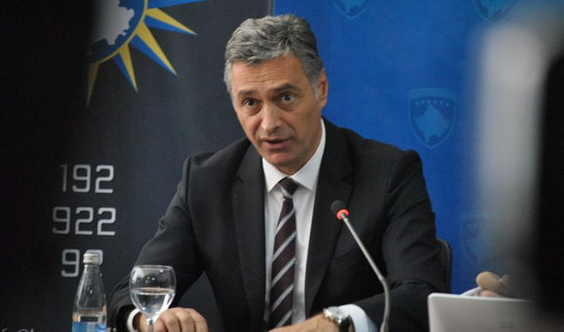 Extensive anti-corruption operation in Kosovo, 8 people end up in police custody