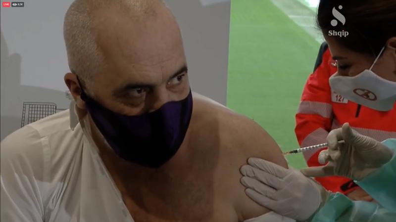 Rama tregon arsyen se pse Shqipëria nuk merr vaksinën ruse dhe kineze,