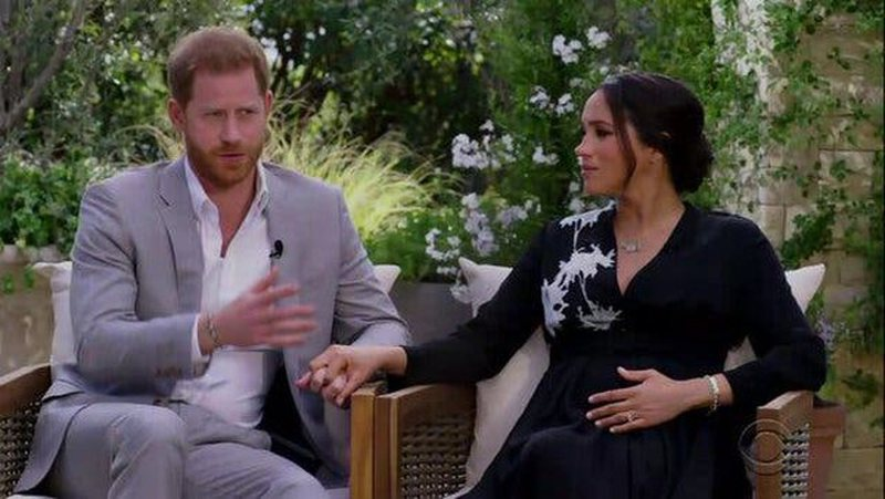 """""""My family left me without money"""" / Prince Harry with a trembling"""