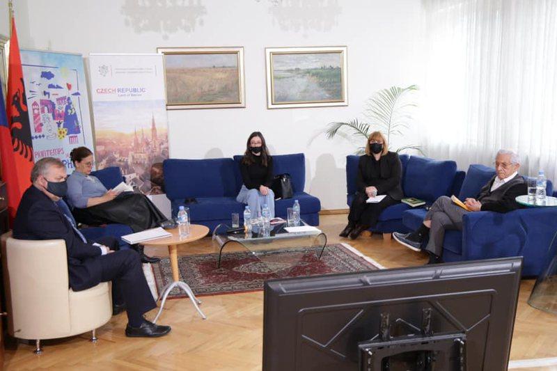 Vepra e Milan Kunderës, në aktivitetet e Pranverës së