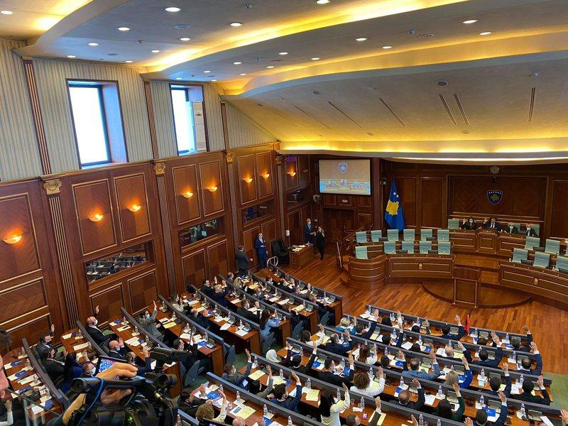 Votohet qeveria e re e Kosovës, Albin Kurti zyrtarisht kryeministër,