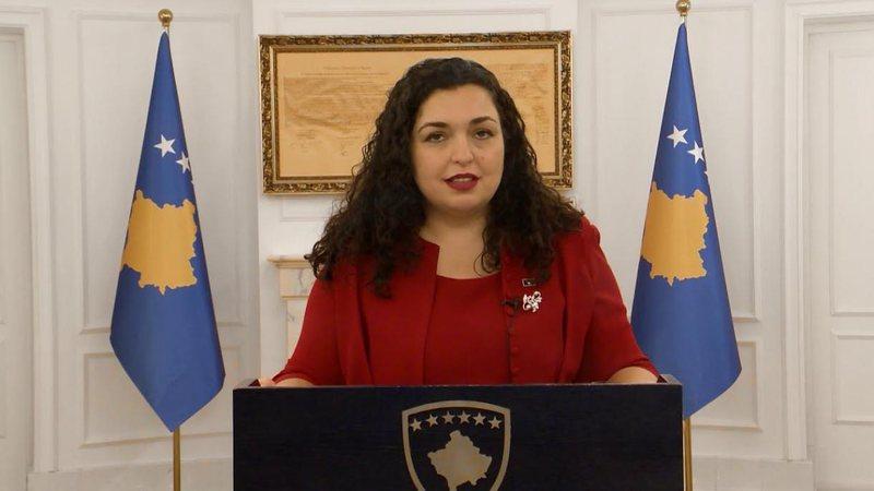 Vjosa Osmani flet si presidente: Plotësuam vullnetin e qytetarëve, do