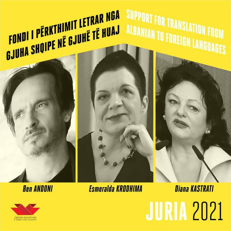 Përkthimi nga gjuha shqipe në të huaj, 13 aplikime në QKLL