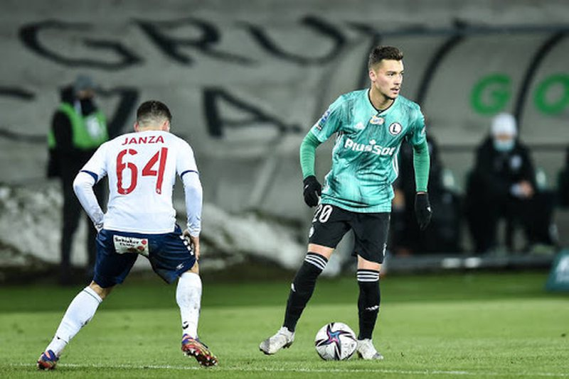 Problems with Muçi start, 68 minutes since January, the future of Legia