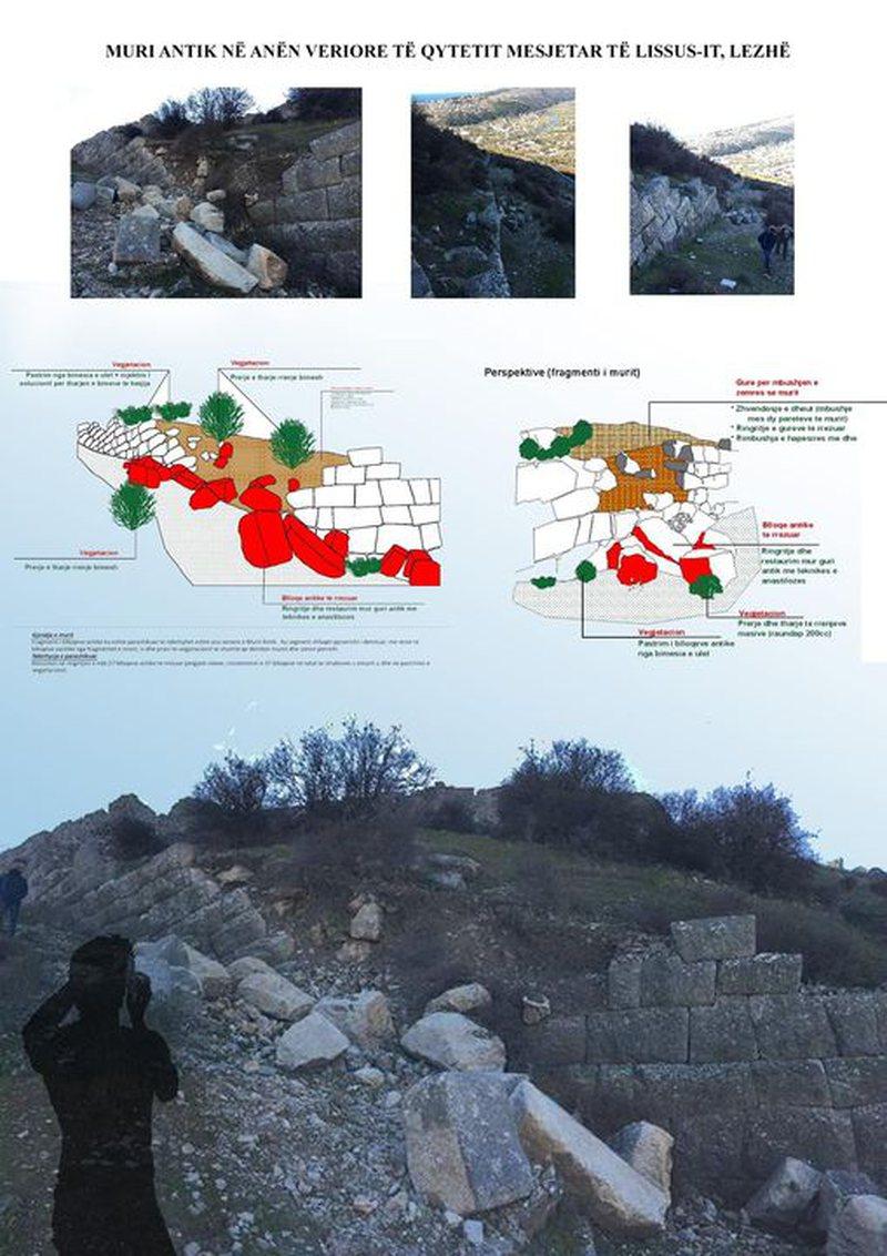 Qyteti mesjetar Lissus, miratohet projekti për ndërhyrje