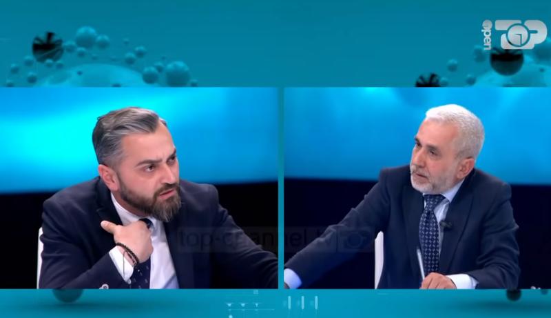 'Ti ke rrjedhur…'/ Plas debati mes gazetarit të njohur