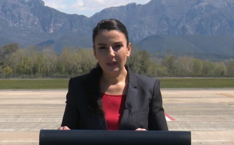 """""""Ishte një plan i organizuar"""", ministrja Balluku bën"""