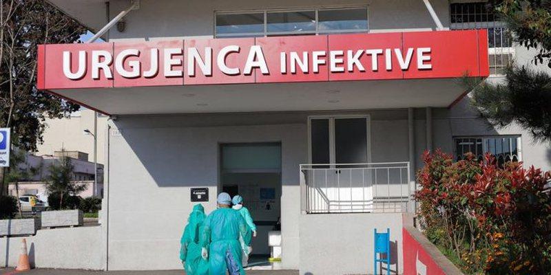 6 humbje jete nga koronavirusi në 24 orët e fundit në