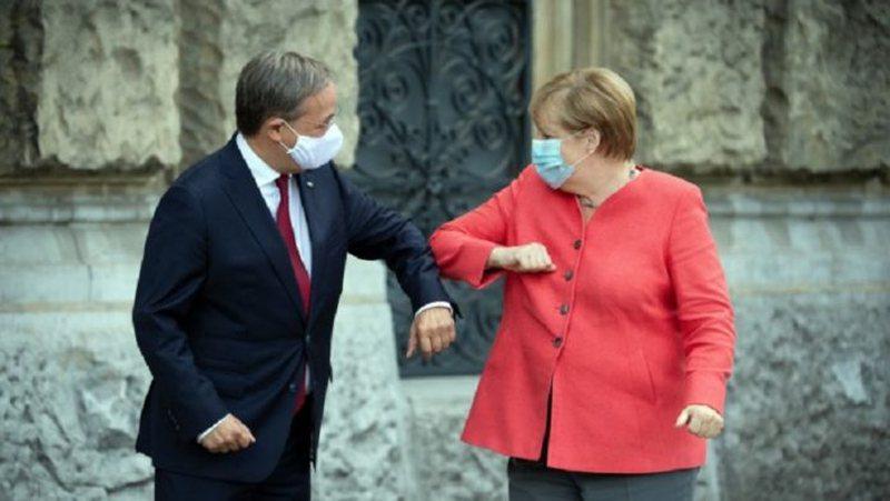 Lideri i ri partisë së Merkelit, përkrahës i fuqishëm i