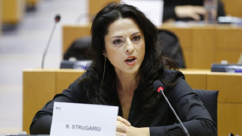 """""""Është në rrezik""""/ Eurodeputetja rumune letër"""