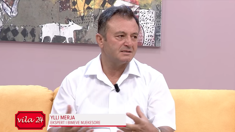 You should not miss it! Popular doctor Ylli Merja shows how to lose weight very