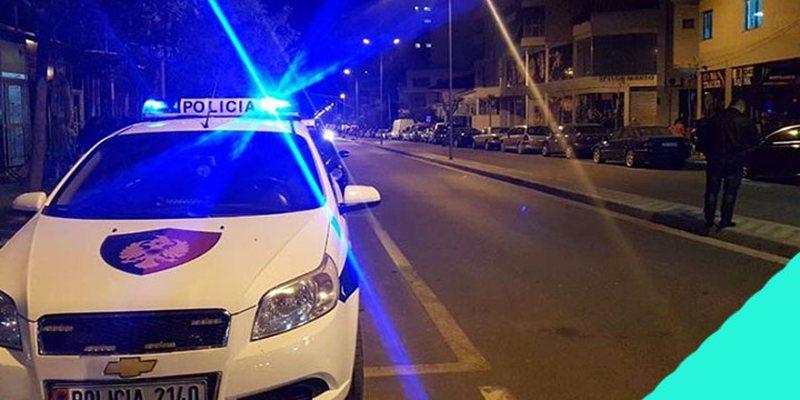 Përplasen dy automjete në Tiranë, një 27 vjeçar
