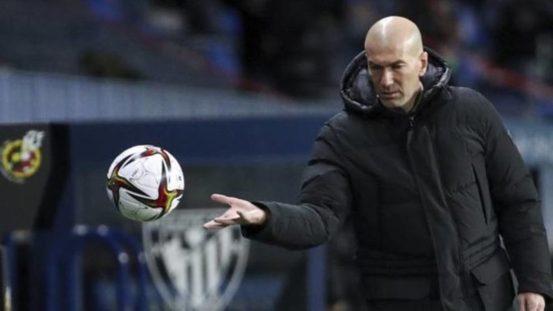 Worst week for the French coach! Zinedine Zidane gets infected with
