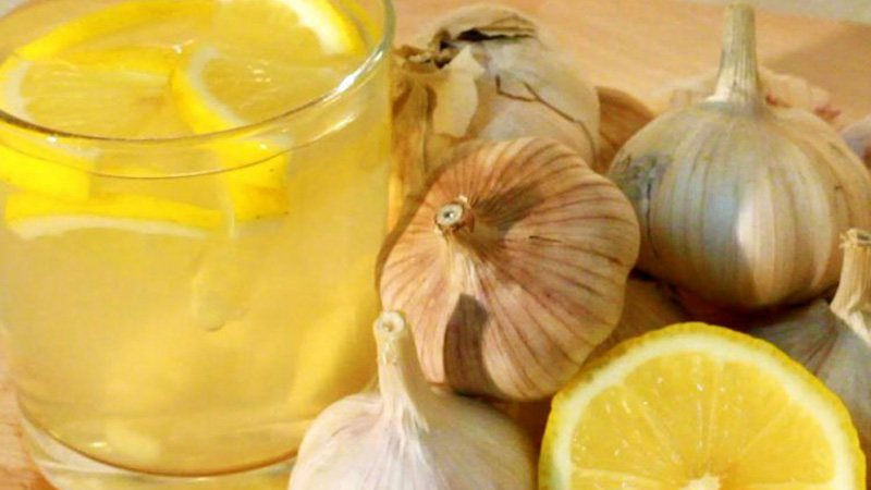 Garlic Tea / Discover the health reasons why you should drink it every morning