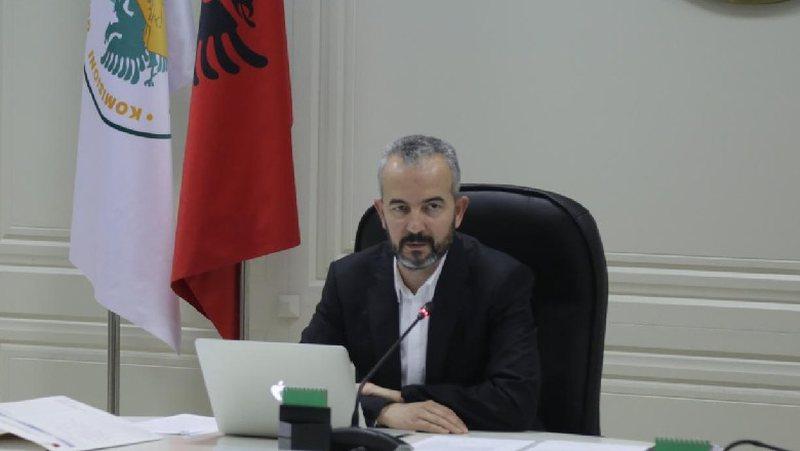 Regjistrimi i kandidatëve për deputetë për zgjedhjet e 25