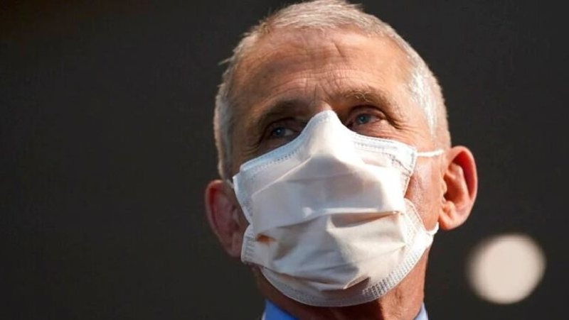 Senior health expert Fauci makes strong statement and shows for the first time