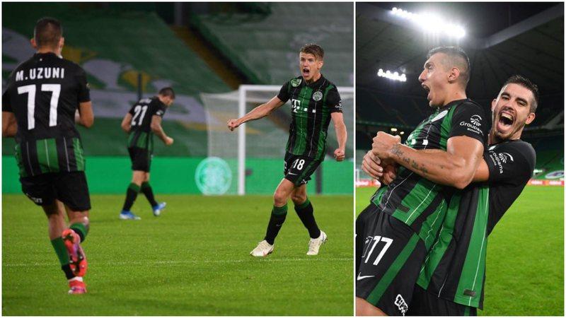 Futbollisti i Kombëtares shqiptare shënon një tjetër gol